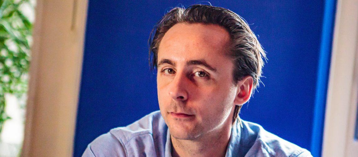 Coach voor jongeren in Amsterdam: Simon Markx